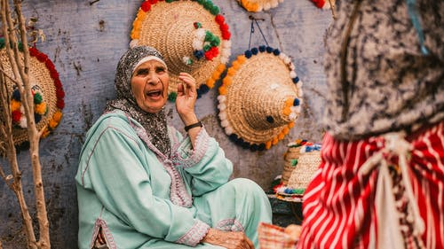 Free stock photo of artistic photography, canon, chefchaouen