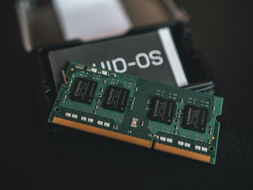Free stock photo of business, chip, circuit, computer