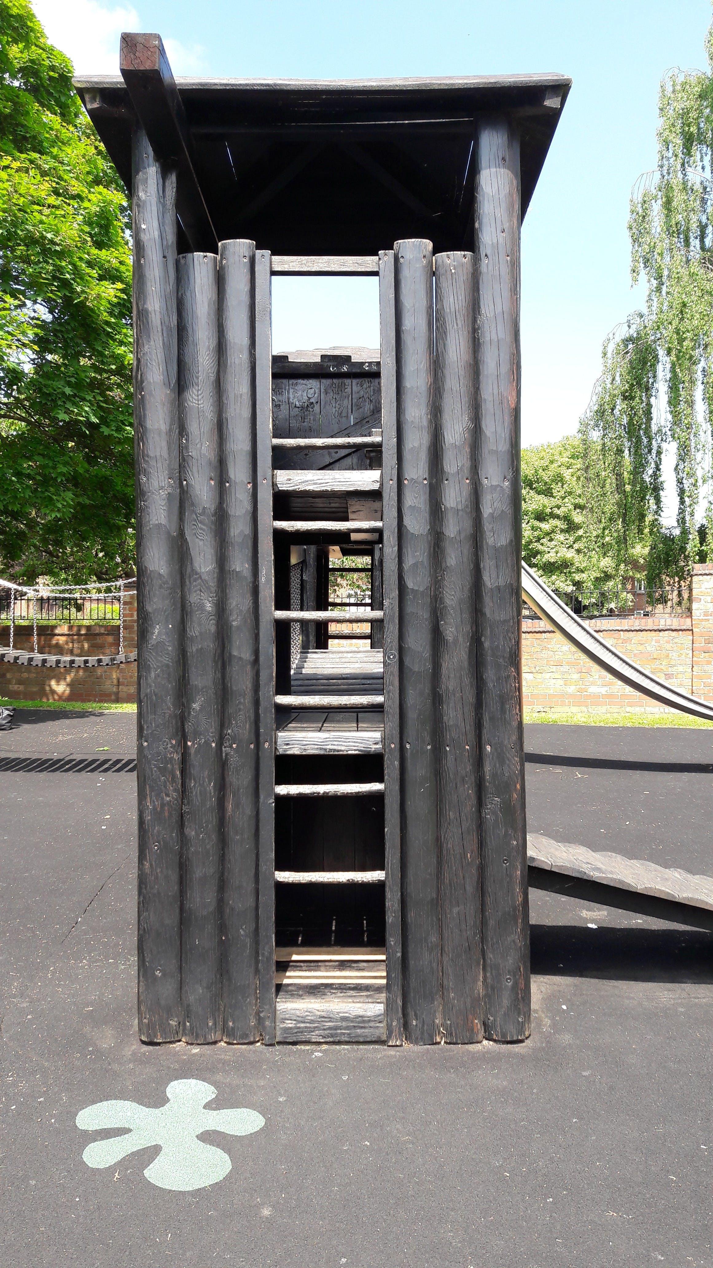 Free stock photo of playground, tower