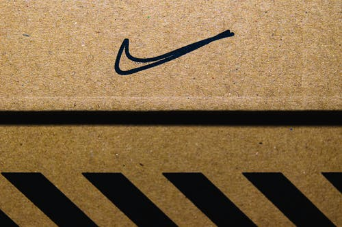 Free stock photo of cardboard, lighting, N.354, nike