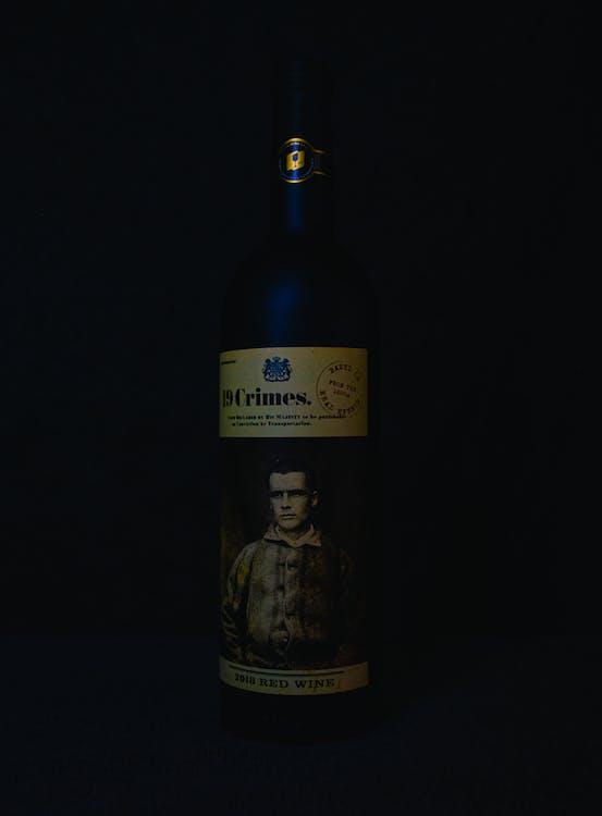 Free stock photo of 19 crimes, lighting, red wine
