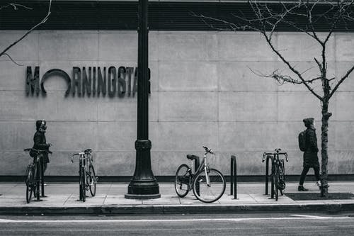 Free stock photo of black and white, chicago, City Street, sidewalk