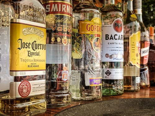 Foto stok gratis botol alkohol, minuman keras, woow