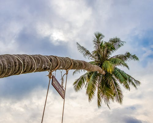 Foto stok gratis awan, eksotik, eksotis, gantung