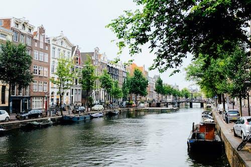 Gratis stockfoto met aantrekken, Amsterdam, architectuur