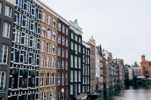 Gratis stockfoto met aantrekken, Amsterdam, appartement