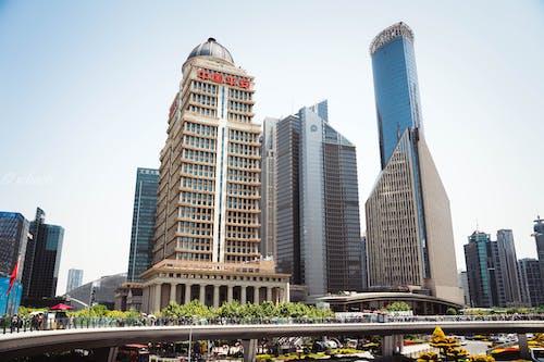 Gratis stockfoto met aantrekken, architectuur, Azië, bedrijfsmatig