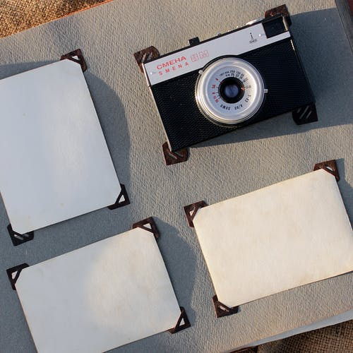 Free stock photo of antique, aperture, black