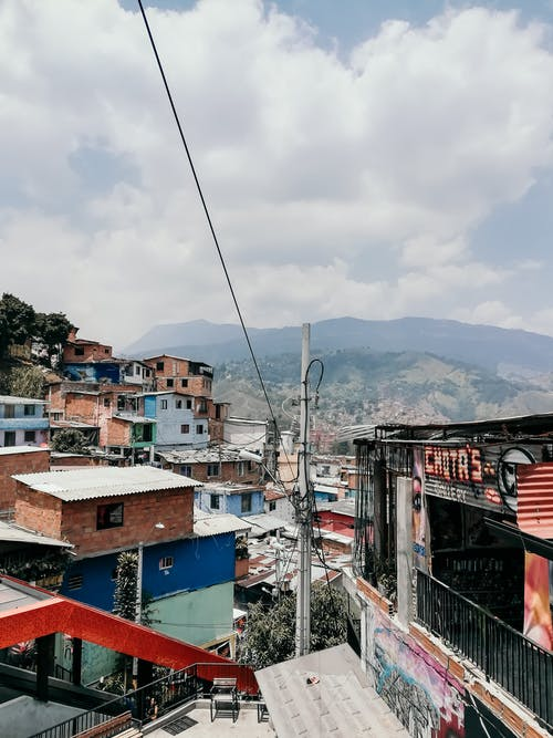 Free stock photo of colombia, graffiti, Medellin, old street