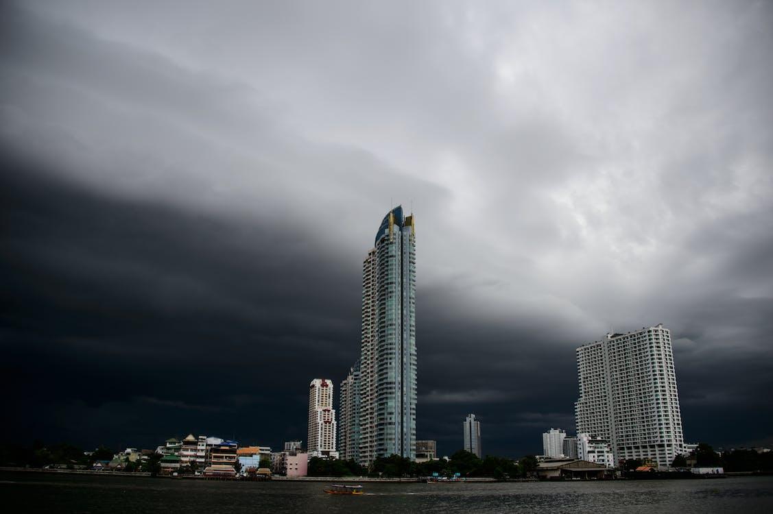 Free stock photo of bangkok, city, storm