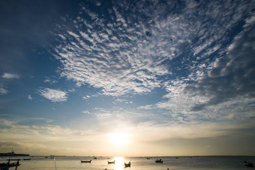 Free stock photo of clouds, pattaya, sunset