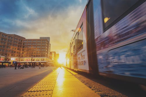 Free stock photo of Alexanderplatz, berlin, city, sonnenuntergang