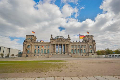 Free stock photo of berlin, bundestag, city, deutschland