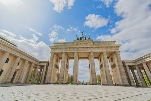 Free stock photo of berlin, brandenburger tor, city, deutschland