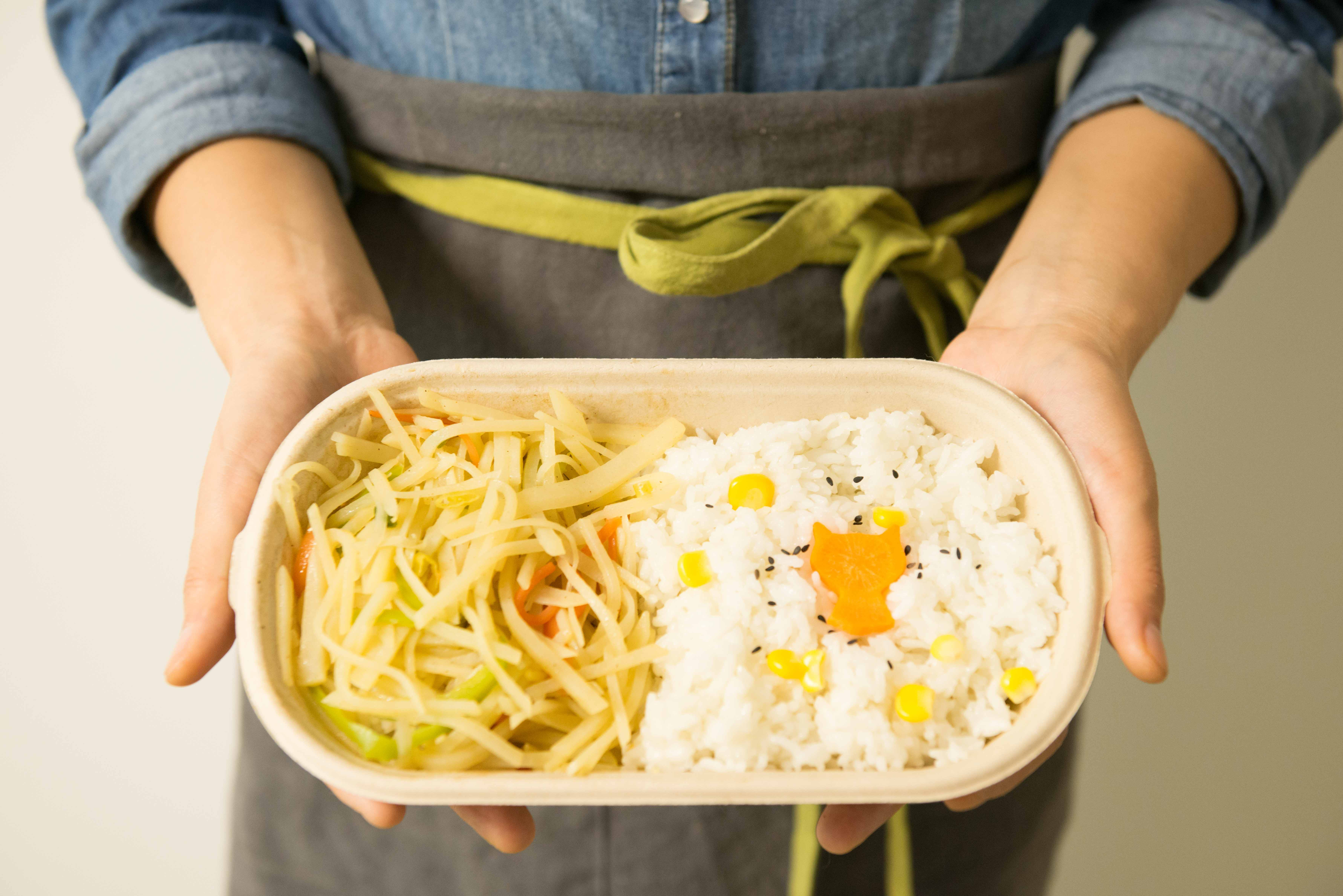 Free stock photo of bento, carrots, delicious, lunch