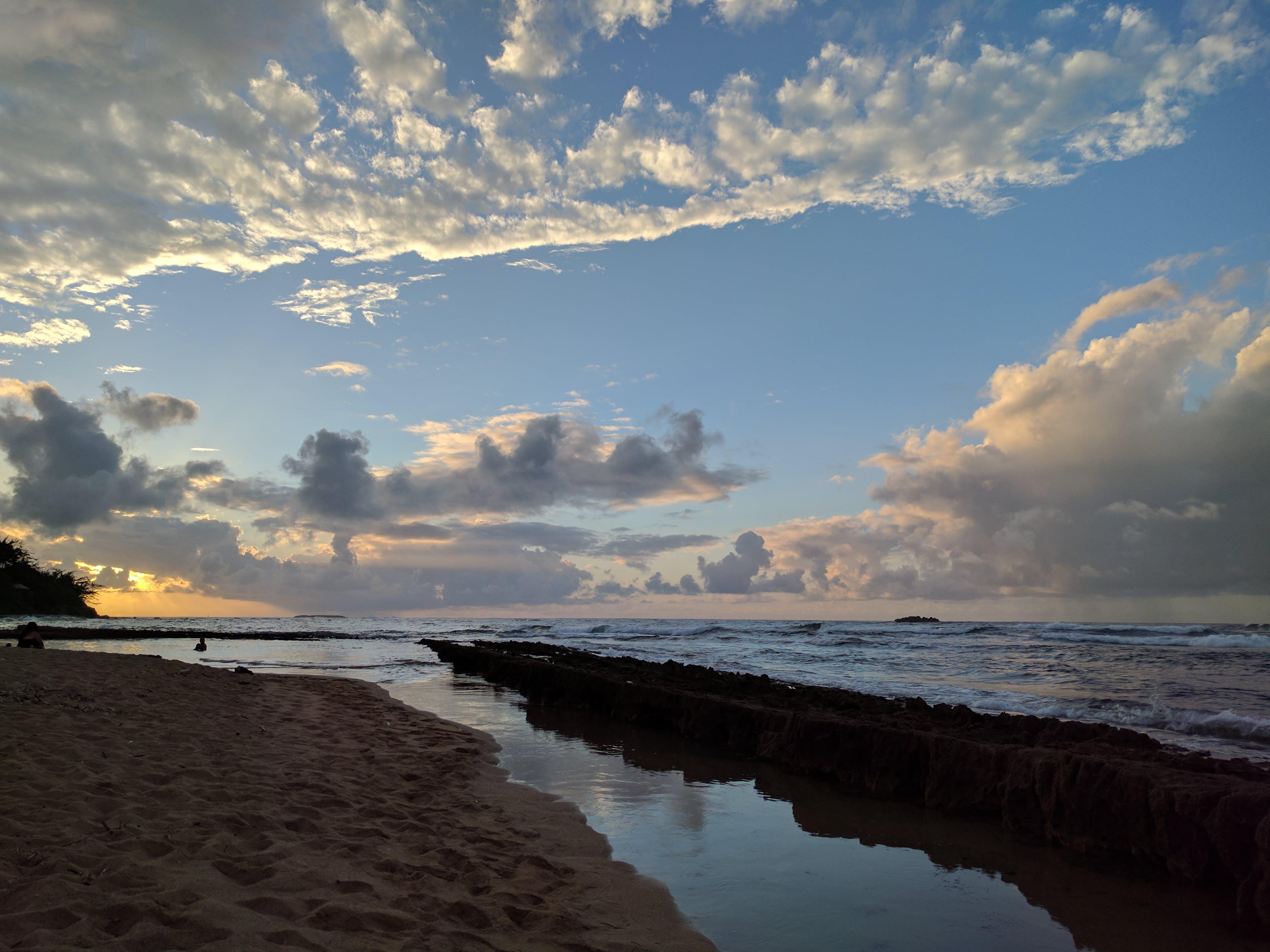 Free stock photo of beach