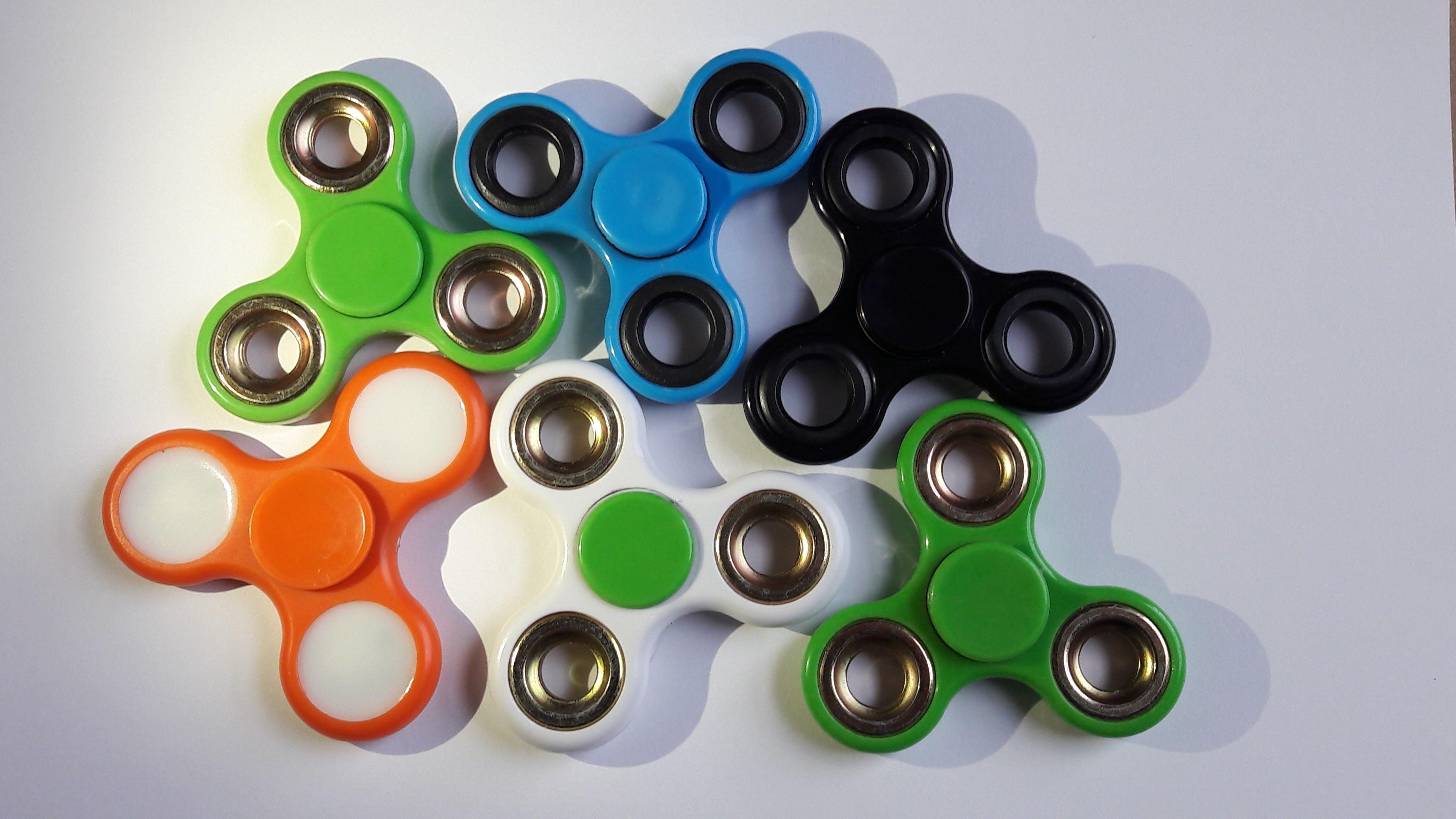 Free stock photo of fidget spinner