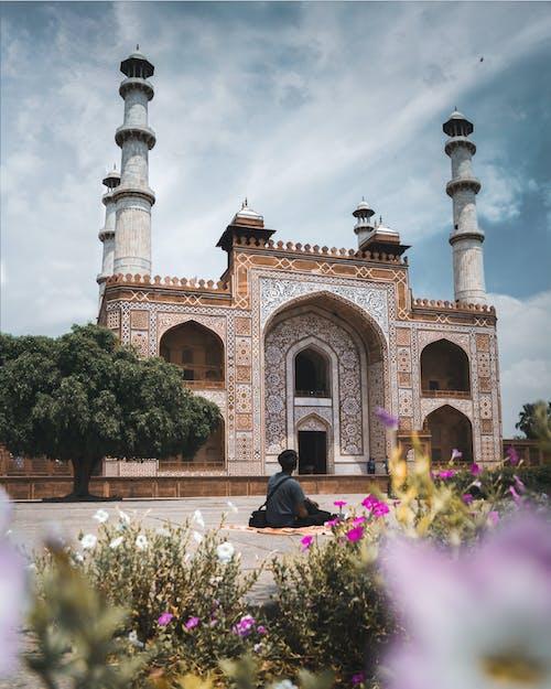 Immagine gratuita di architettura islamica, attrazione turistica, dawarza i rauza