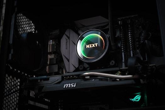 Free stock photo of dark, metal, technology, equipment