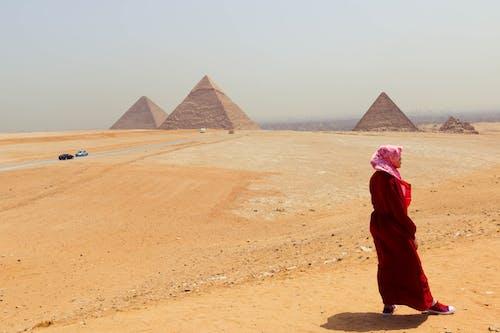 Free stock photo of egypt, egyptian, lady
