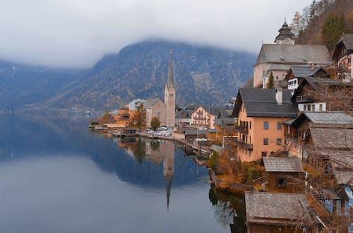 Ảnh lưu trữ miễn phí về căn nhà, con sông, du lịch, hồ
