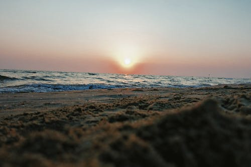 Darmowe zdjęcie z galerii z morze, natura, słońce