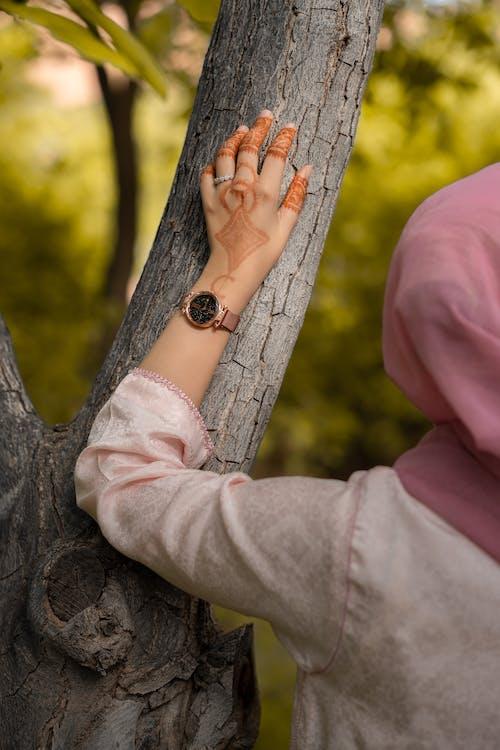 Fotos de stock gratuitas de accesorios, alheña, anillo, árbol
