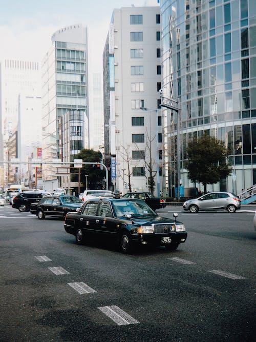 Ingyenes stockfotó ablak, aszfalt, autó, autózás témában