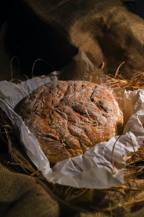 คลังภาพถ่ายฟรี ของ sourdough, การถ่ายภาพอาหาร, ขนมปัง