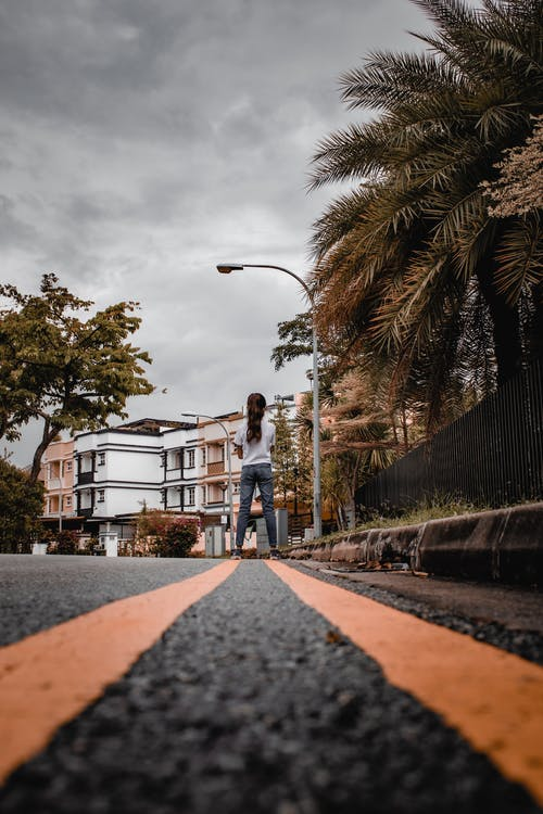 Free stock photo of singapore, street