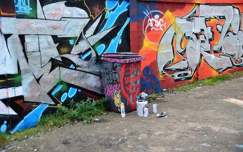 Photos gratuites de art, artistique, bombes de peinture, couleurs
