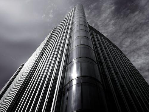 Gratis lagerfoto af arkitektur, bygning, glas, glasting
