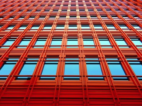 Free stock photo of building, construction, pattern, texture