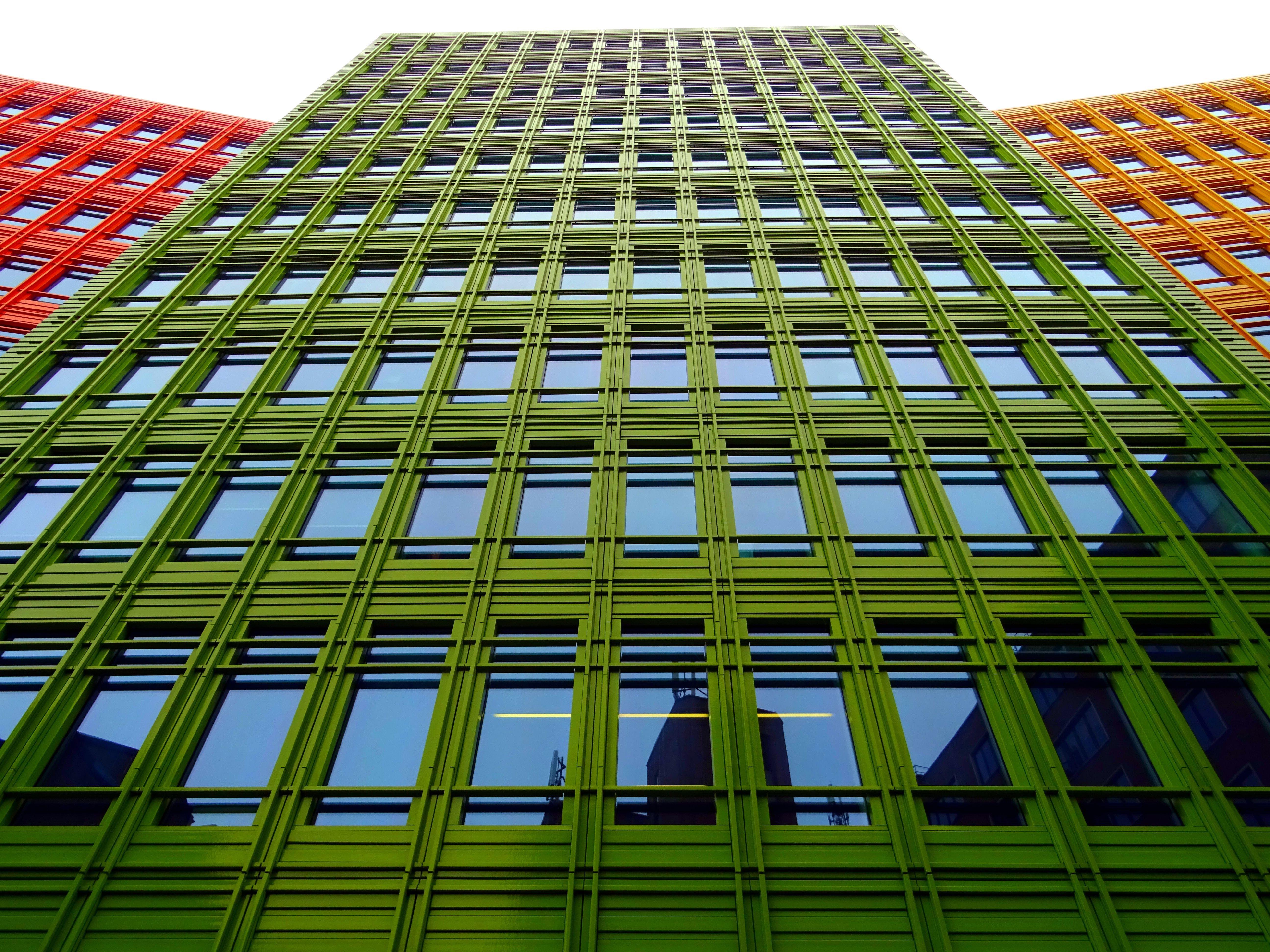Základová fotografie zdarma na téma architektura, budovy, design, fasáda