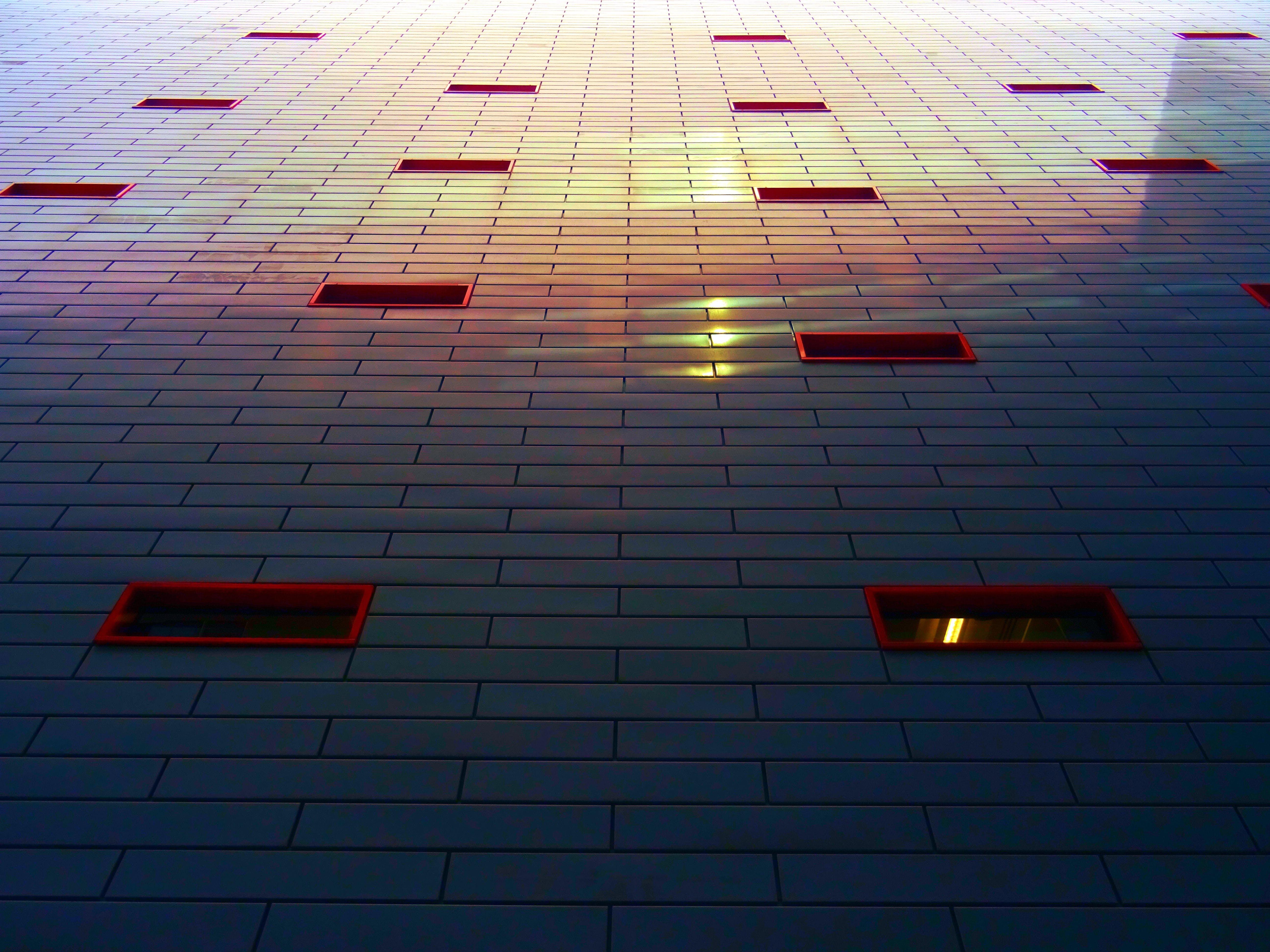 ダーク, パターン, モダン, ライトの無料の写真素材
