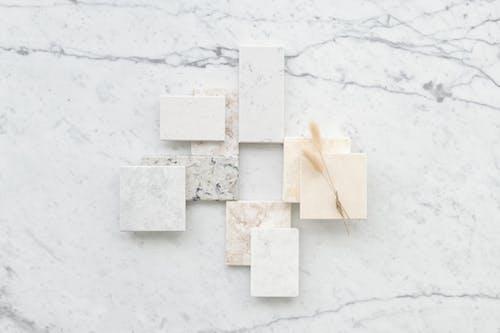 大理石壁纸, 大理石背景, 平躺 的 免费素材图片