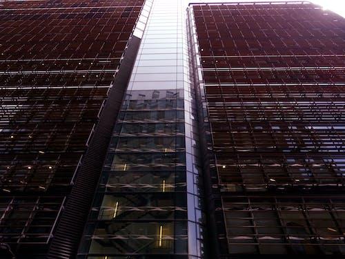 Darmowe zdjęcie z galerii z architektura, budynek, drapacz chmur, futurystyczny