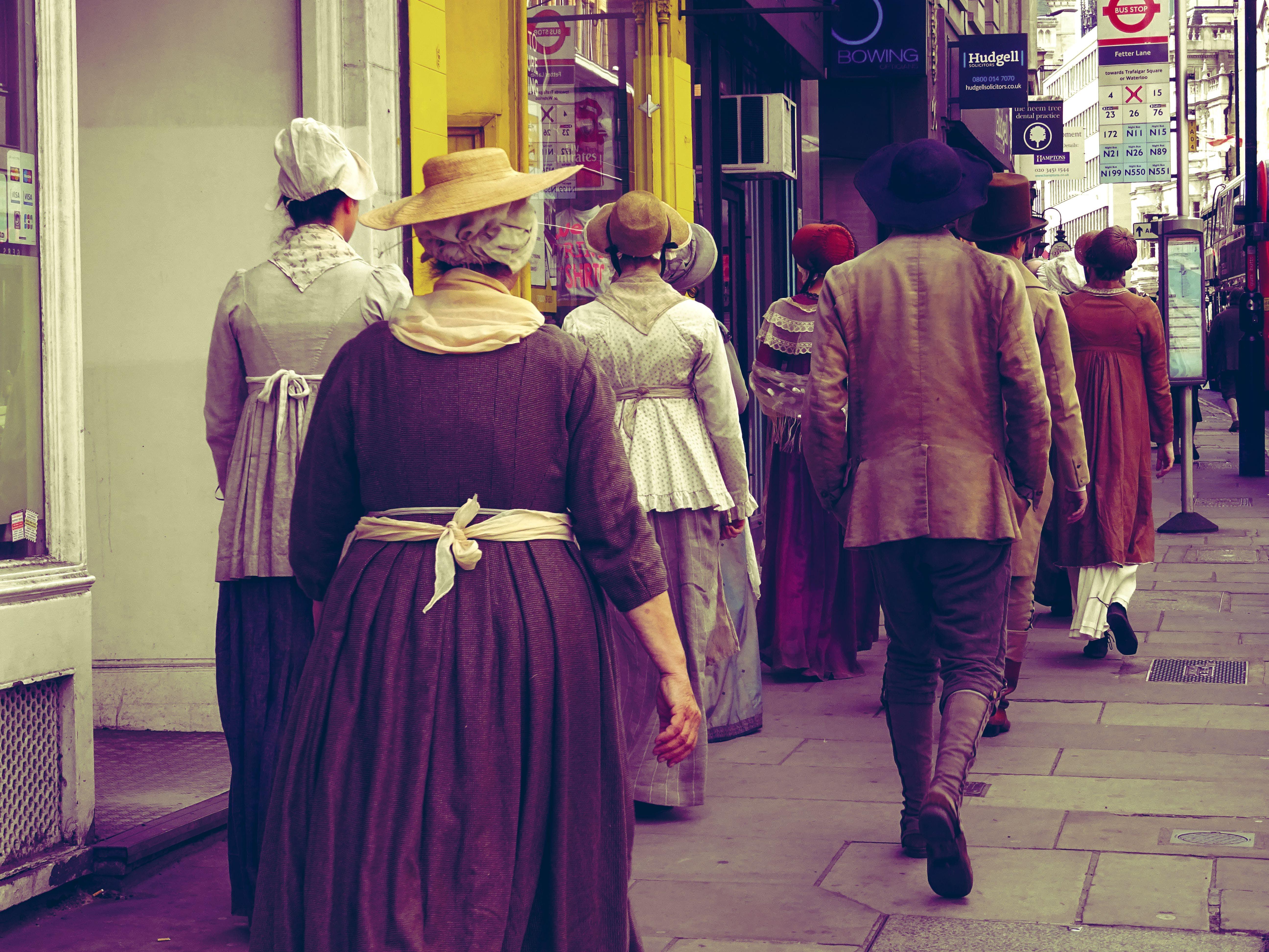 Foto stok gratis berbelanja, gaun, kerumunan orang, komersial