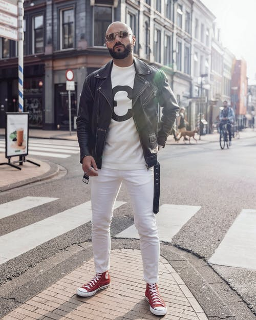 Gratis stockfoto met 1 man, fashion, freestyle, jas