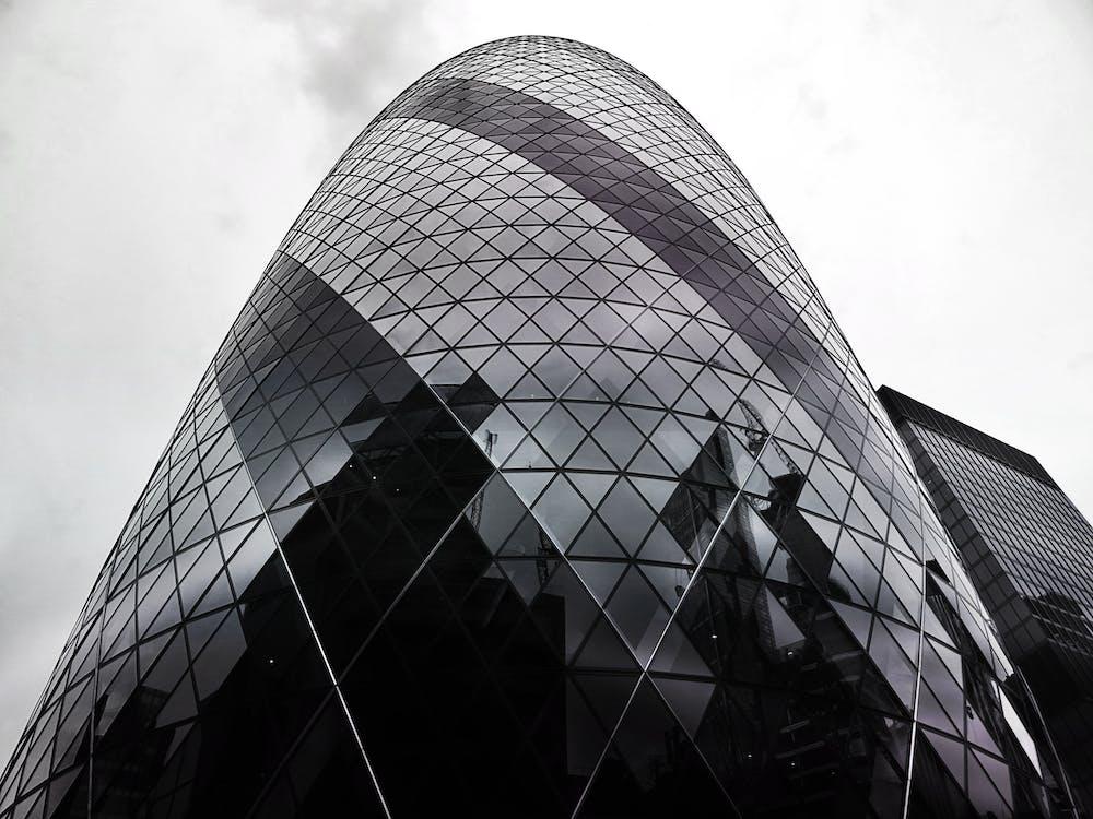 αντανάκλαση, αρχιτεκτονική, αρχιτεκτονικό σχέδιο