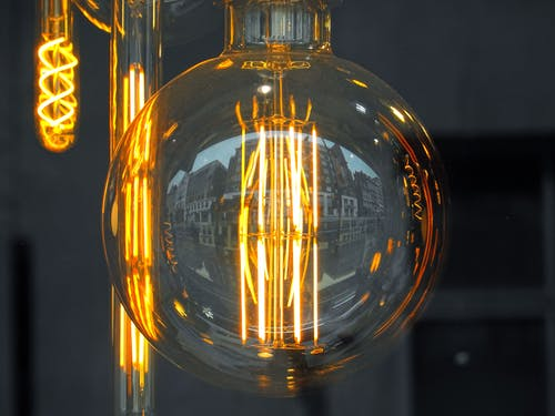 Clear Glass Bulb
