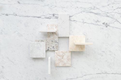 Kostnadsfri bild av från ovan, kula, marmor