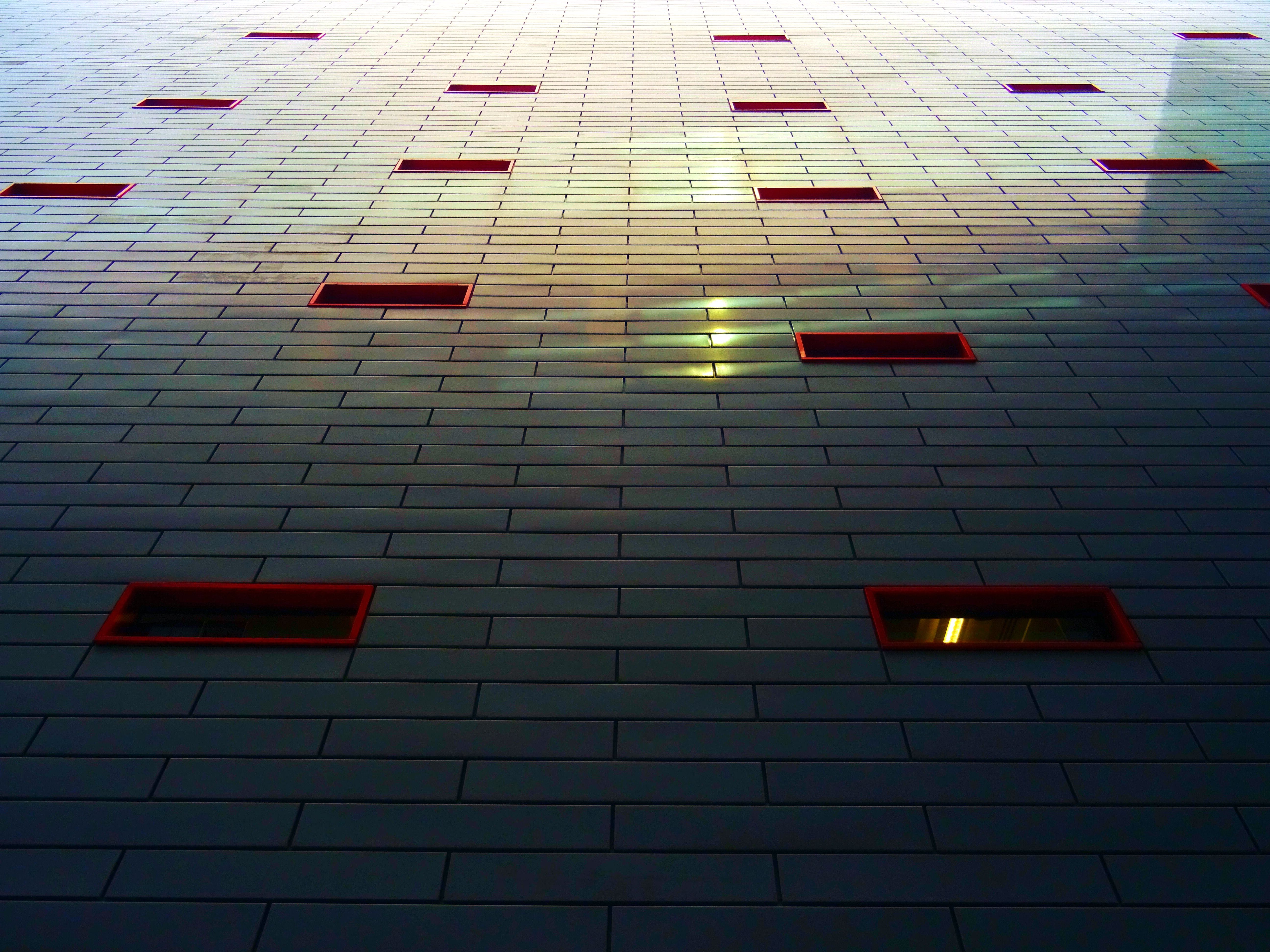 Architectural Photography of Buildings and Windows