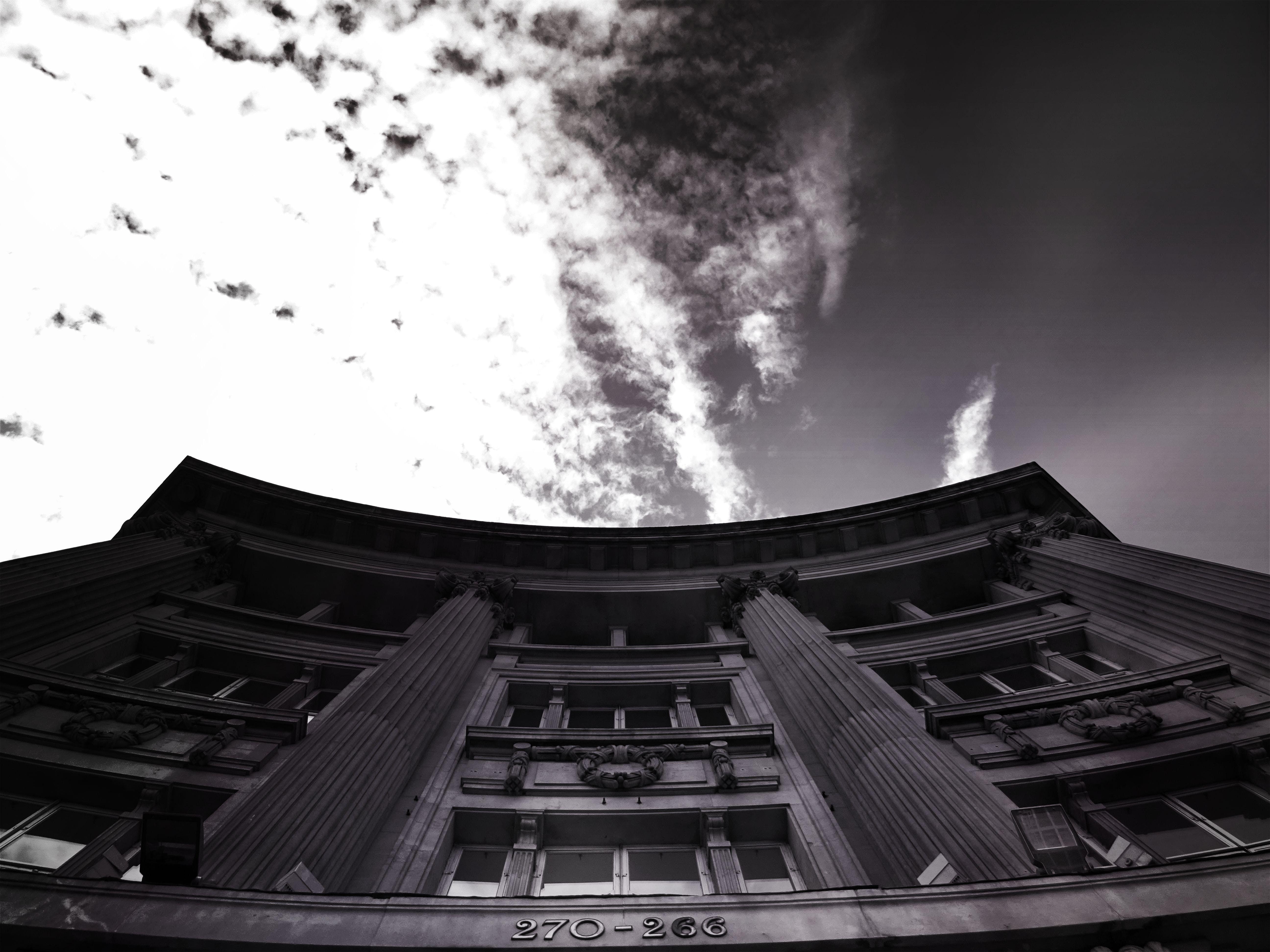 Foto profissional grátis de arquitetura, céu, cidade, construção
