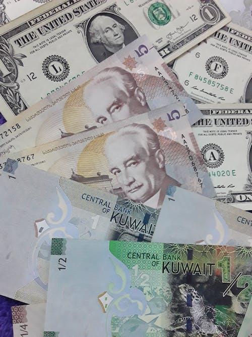 アカウント, お金, カウント, クウェートの無料の写真素材