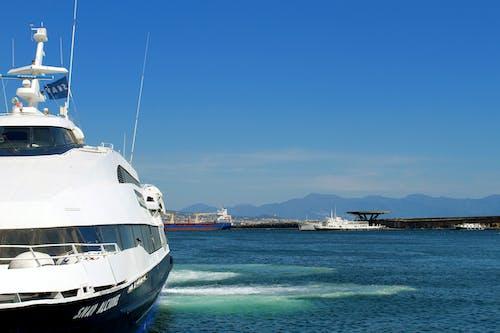 Základová fotografie zdarma na téma člun, jachta, moře, mořský