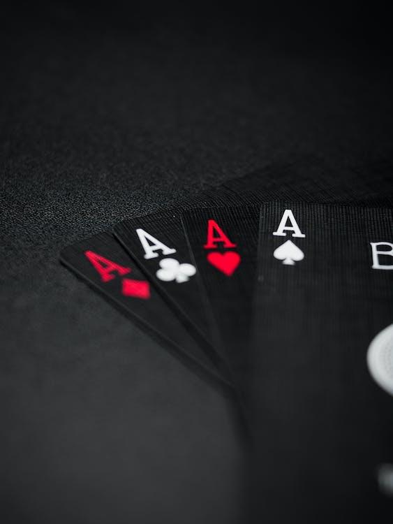 Kostnadsfri bild av blackjack, chans, ess