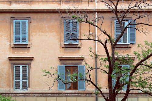 Бесплатное стоковое фото с город, здание, стена, фон