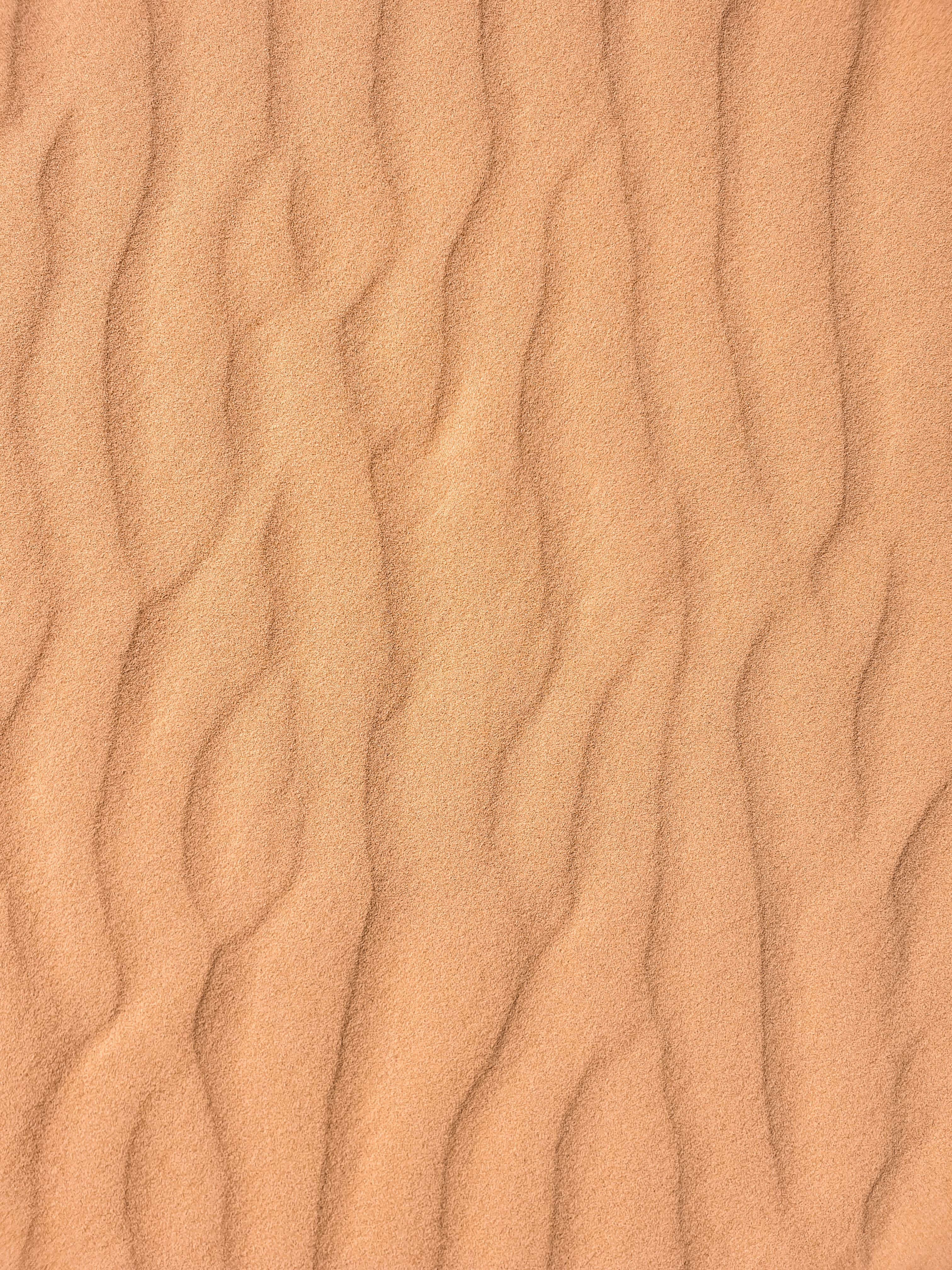 textured sandy surface in desert