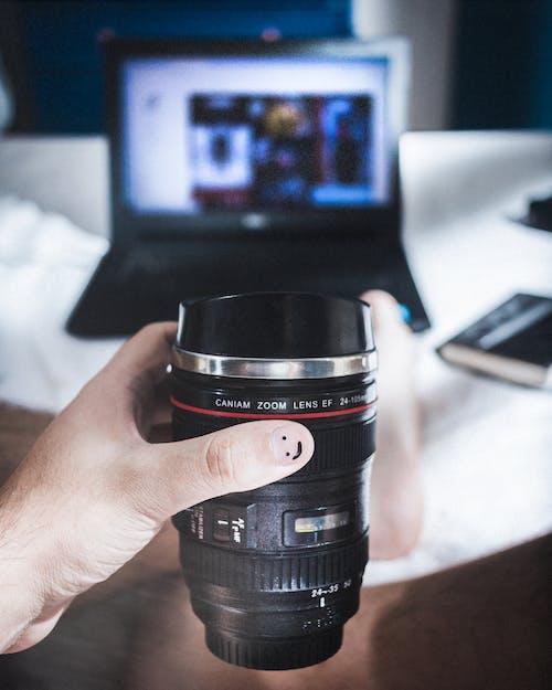 Free stock photo of amanhecer, bebida de café, cama bagunçada, coffee art